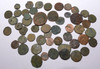 AC011 - 50 QUALITY ANCIENT BRONZE COINS OF ROMAN GREEK BYZANTINE BIBLICAL ISLAMIC CULTURES