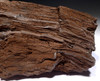 LARGE RARE TRIASSIC PERMINERALIZED PETRIFIED WOOD WITH SPARKLING DRUSY CRYSTALS FROM GERMANY *PL175