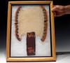 RARE PRE-COLUMBIAN TEXTILE GARMENT WITH ALIEN CREATURES *PCT015