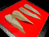FOUR LARGE NEOLITHIC SPEARHEADS OF THE AFRICAN CAPSIAN CULTURE *OC-055