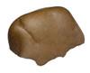FINEST STONE AGE OLDOWAN PEBBLE CHOPPER AXE AFRICA  *PB146