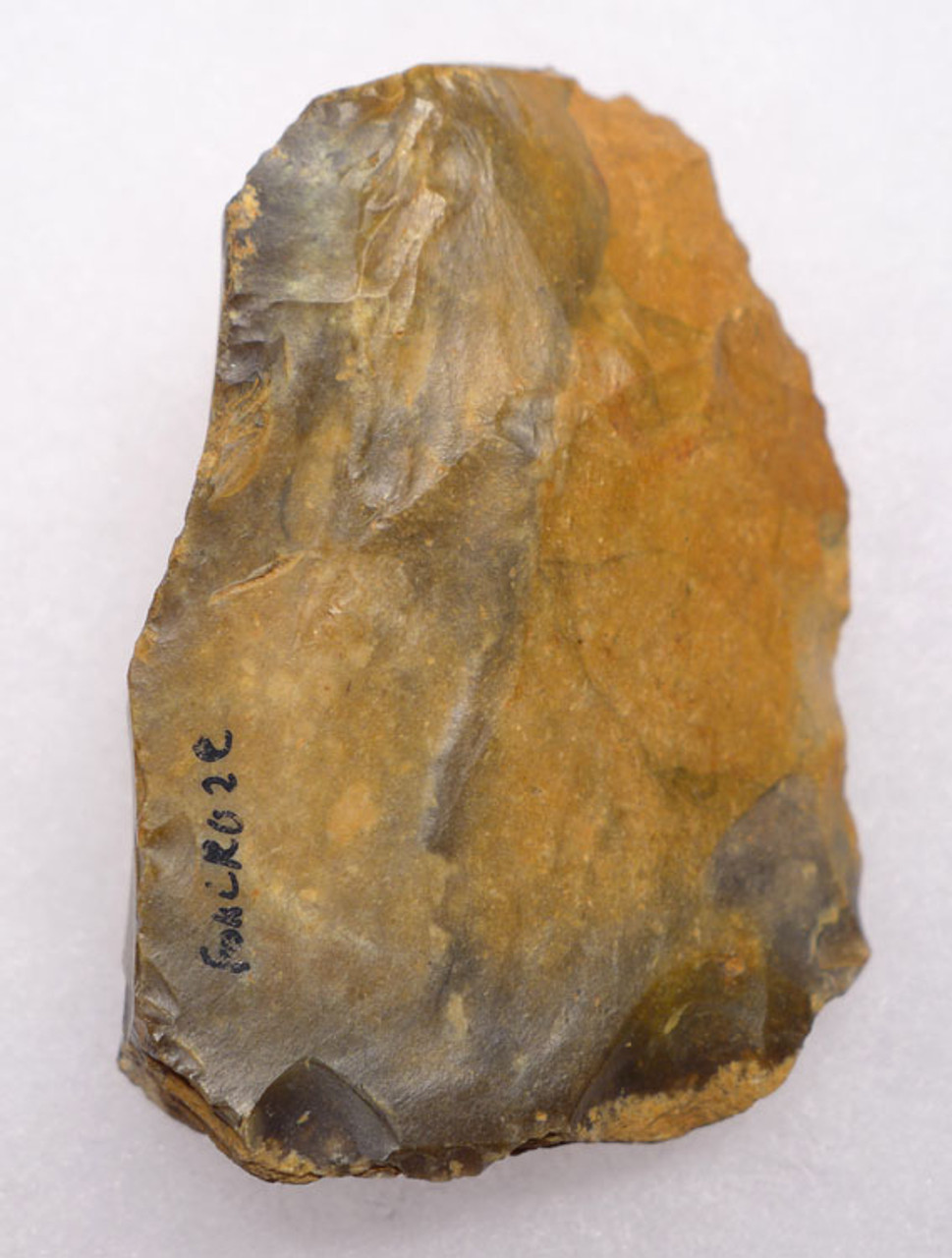 M307 - BEAUTIFUL NEANDERTHAL MOUSTERIAN FLINT TOOL CORE OPEN AREA SITE IN FRANCE