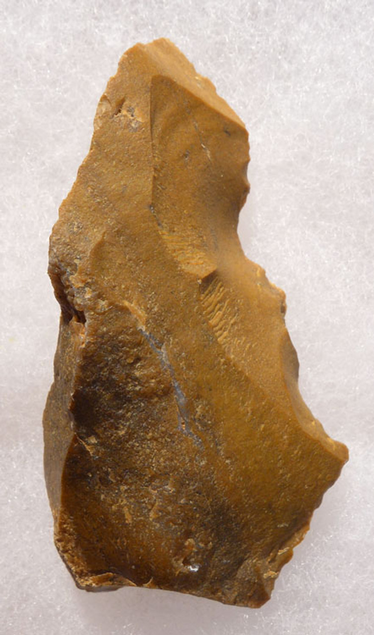 M316 - NEANDERTHAL MOUSTERIAN FLINT SAW FROM FAMOUS SITE IN FRANCE