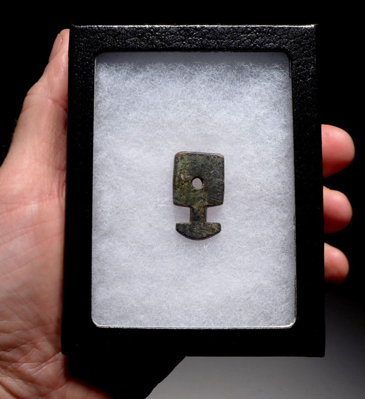 R126 - ROBUST BYZANTINE ROMAN BRONZE KEY