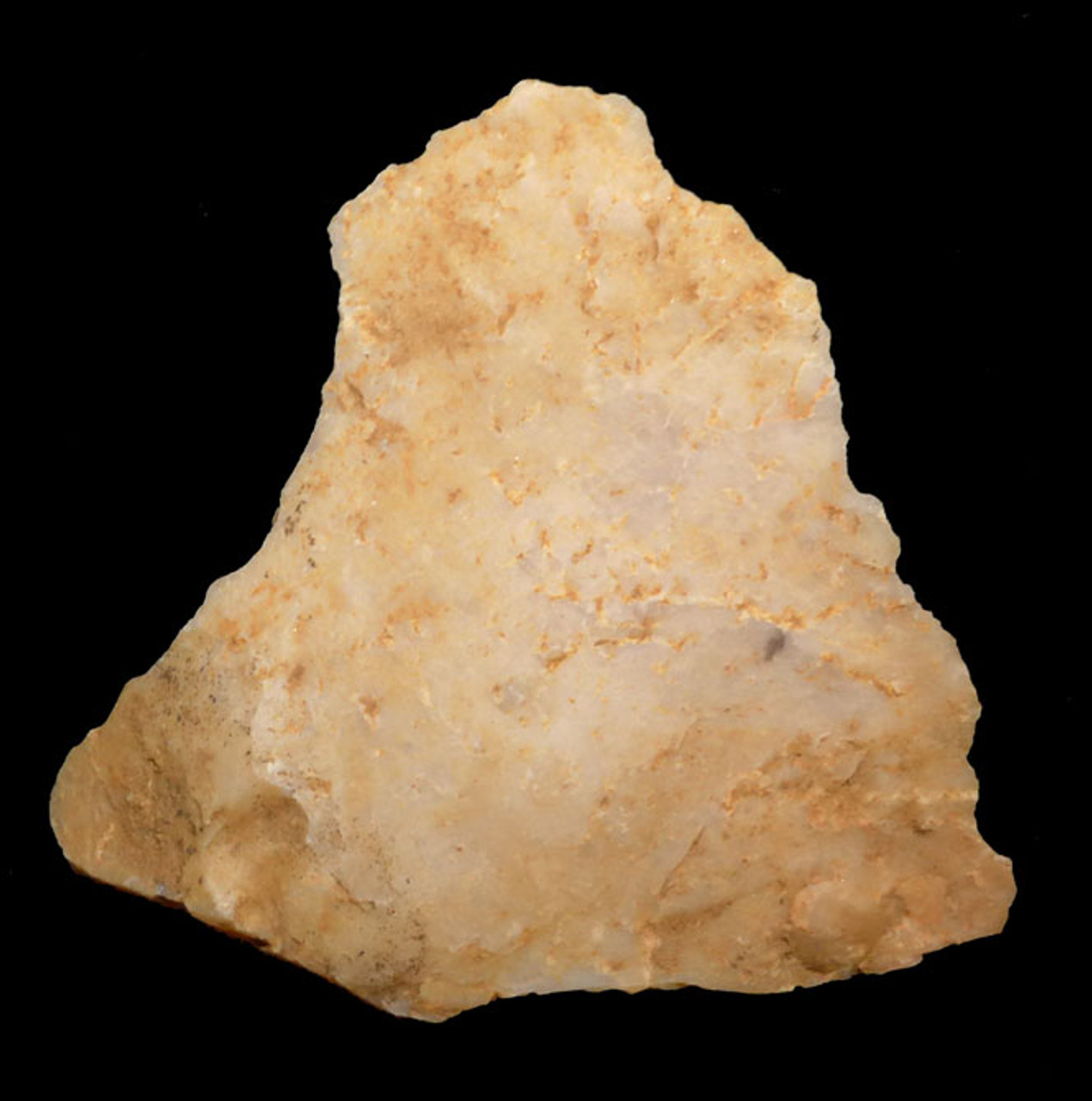 UP016 - INTELLIGENT DESIGN UPPER PALEOLITHIC FLAKE TOOL DOUBLE-SIDED FROM FAMOUS CRO-MAGNON SITE IN FRANCE