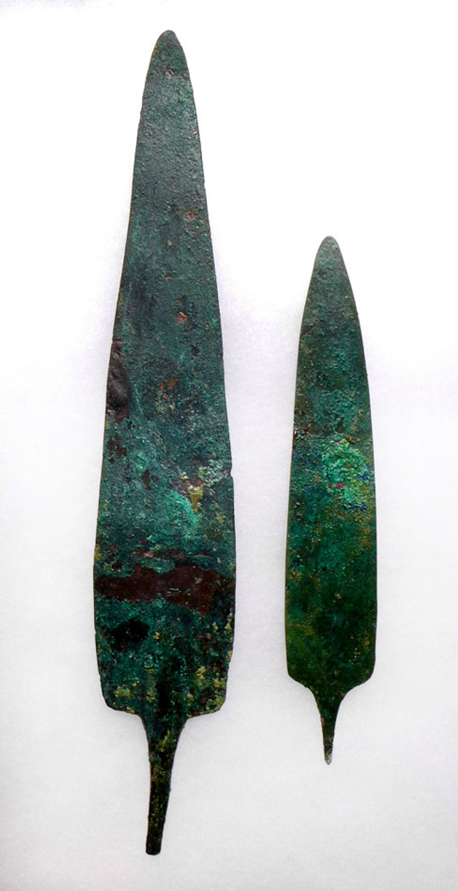 NE171 - ANCIENT LURISTAN NEAR EASTERN BRONZE KNIFE SET