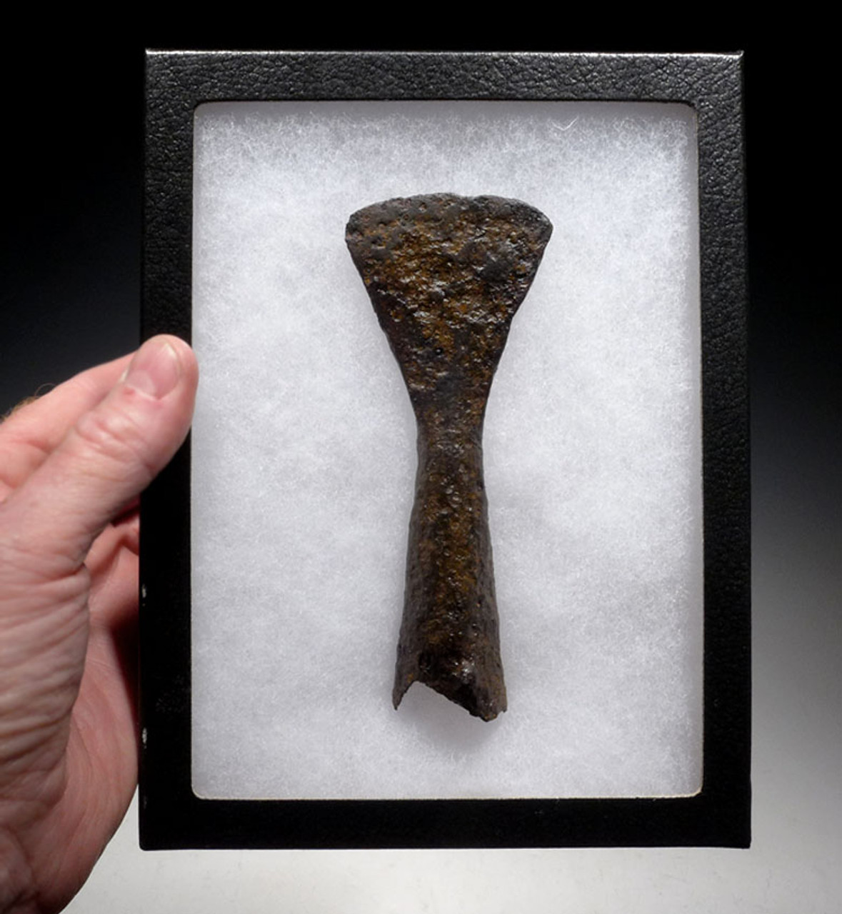 R150 - CELTIC ANCIENT IRON SOCKETED AXE