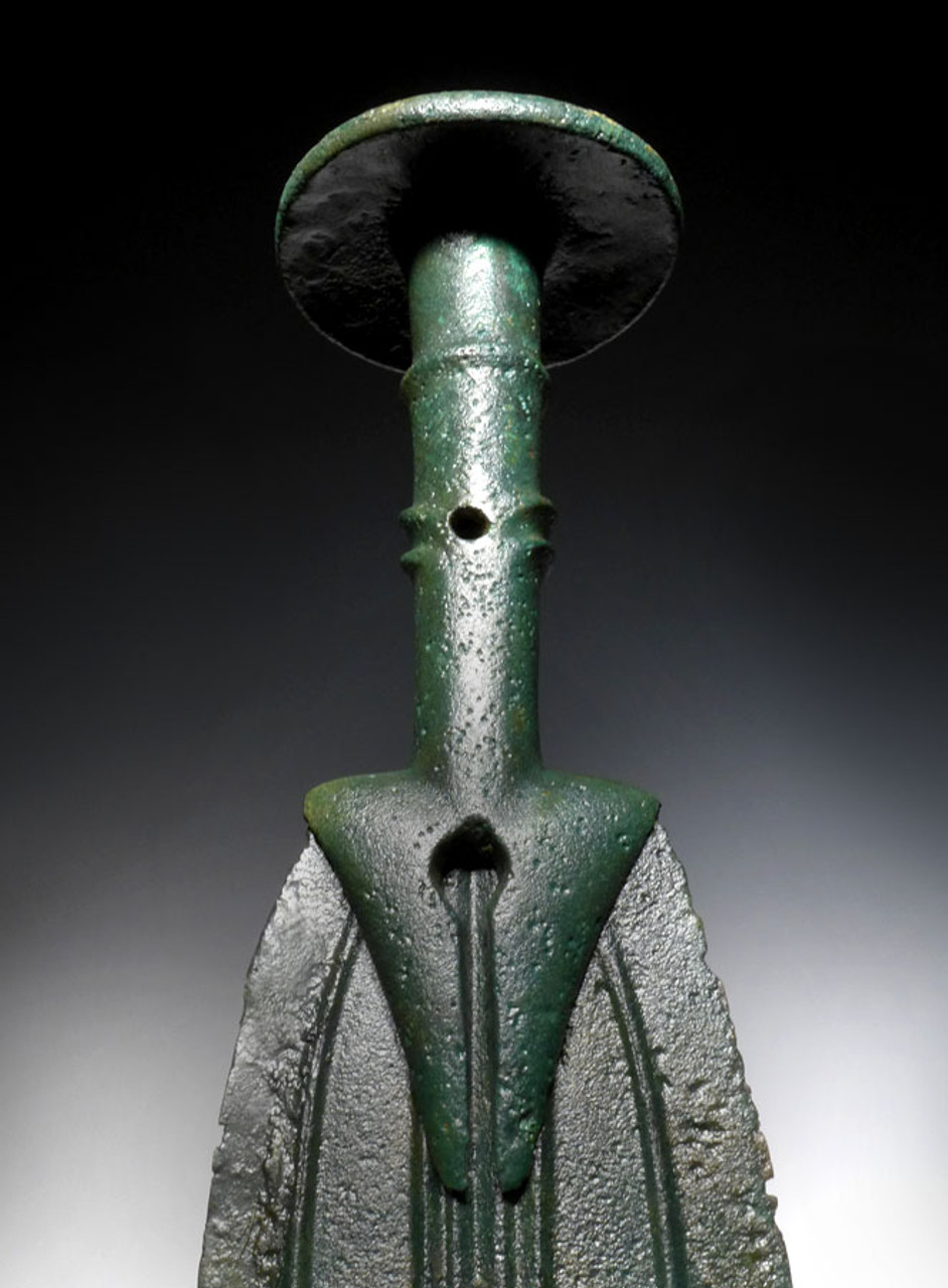 luristan ancient bronze sword