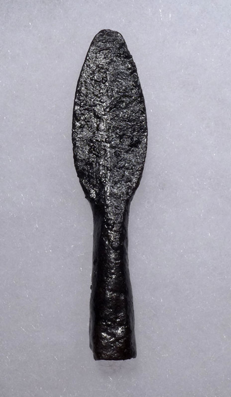 BYZANTINE ROMAN IRON ARROWHEAD FROM A CAVALRY ARCHER *R166