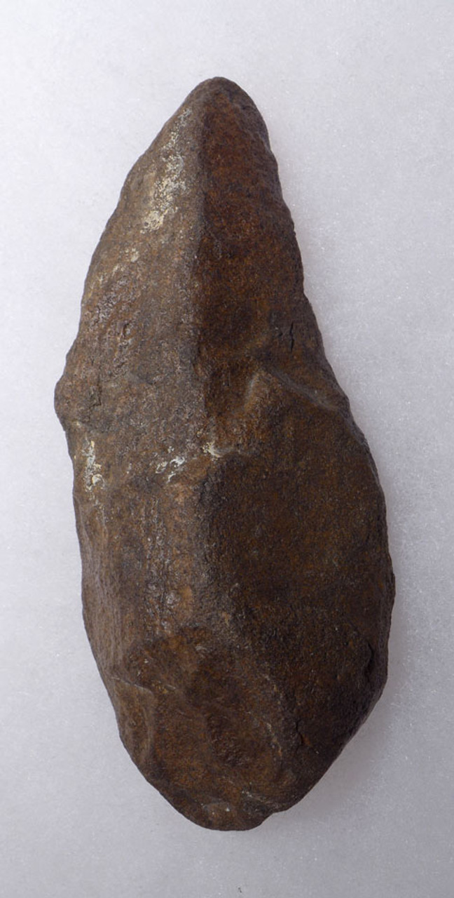 RARE LOWER PALEOLITHIC STONE ACHEULIAN KNIFE MADE BY HOMO ERGASTER (ERECTUS) *ACH267