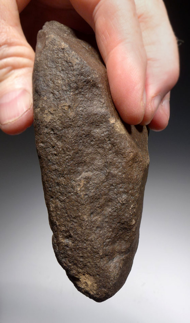 ACHEULIAN QUARTZITE HAND AXE FROM THE LOWER PALEOLITHIC OF AFRICA MADE BY HOMO ERGASTER *ACH265