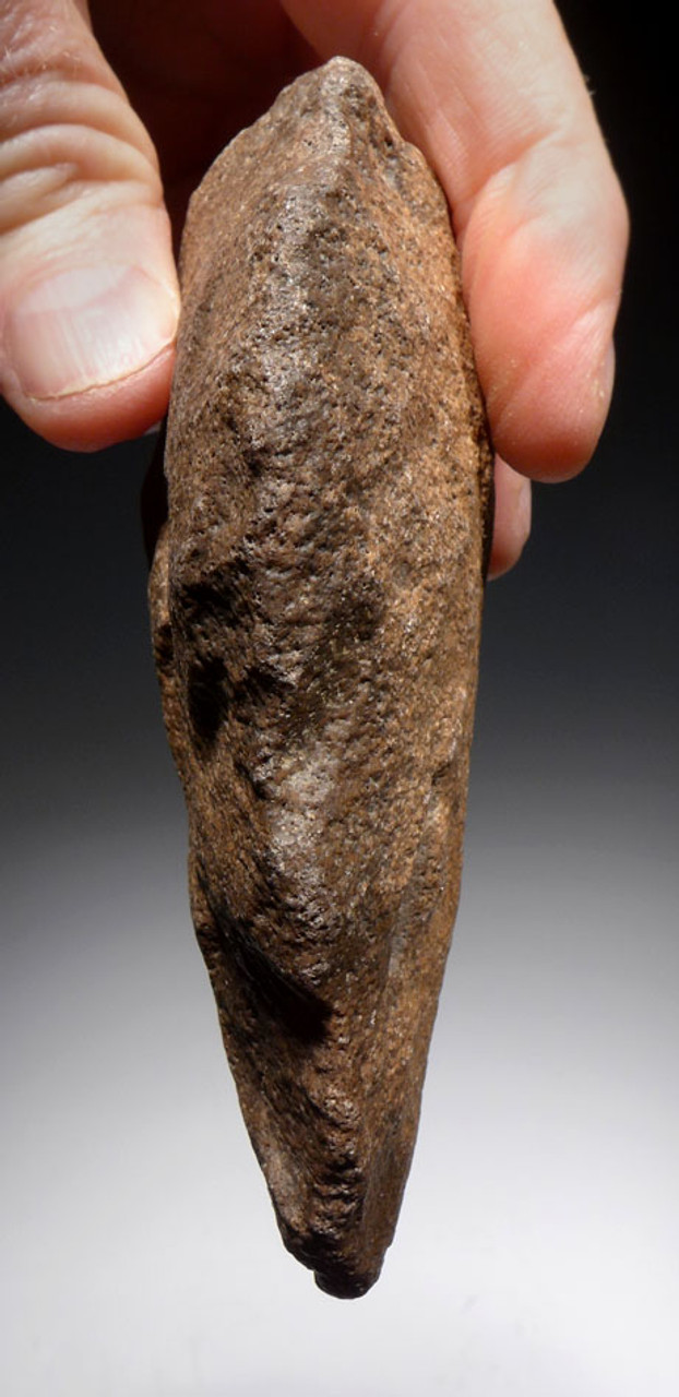 HOMO ERGASTER ACHEULIAN QUARTZITE HAND AXE FROM THE LOWER PALEOLITHIC OF AFRICA *ACH270