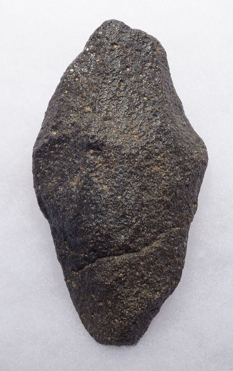 UNIQUE BASALT ACHEULIAN STONE HAND AXE FROM AFRICA MADE BY HOMO ERGASTER *ACH251