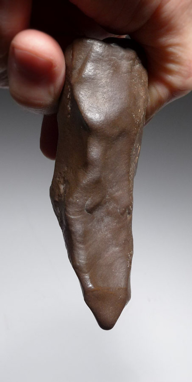 WIND-POLISHED ACHEULIAN STONE AGE HAND AXE FROM HOMO ERGASTER OF AFRICA *ACH254
