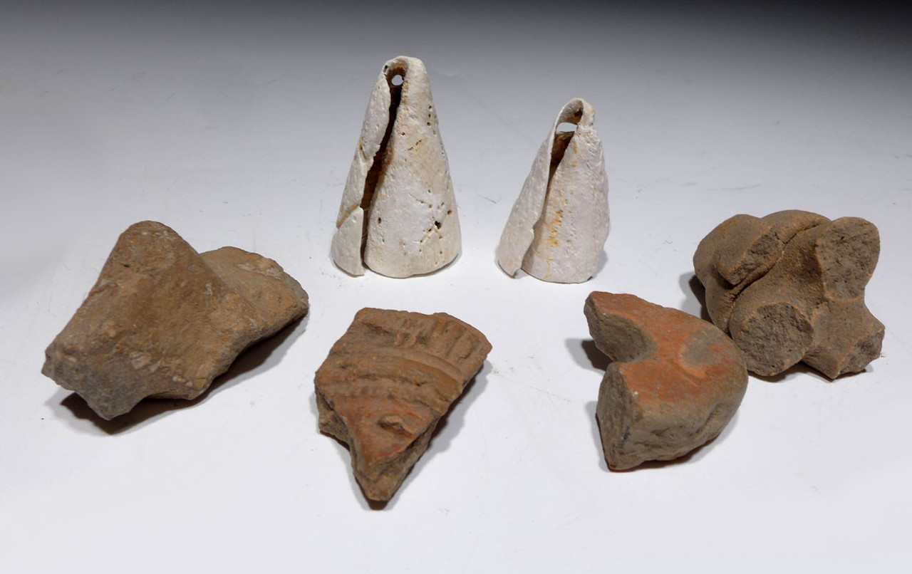 VARIOUS ARTIFACTS OF PRE-COLUMBIAN MEXICO FROM THE HEFLIN COLLECTION * PC259