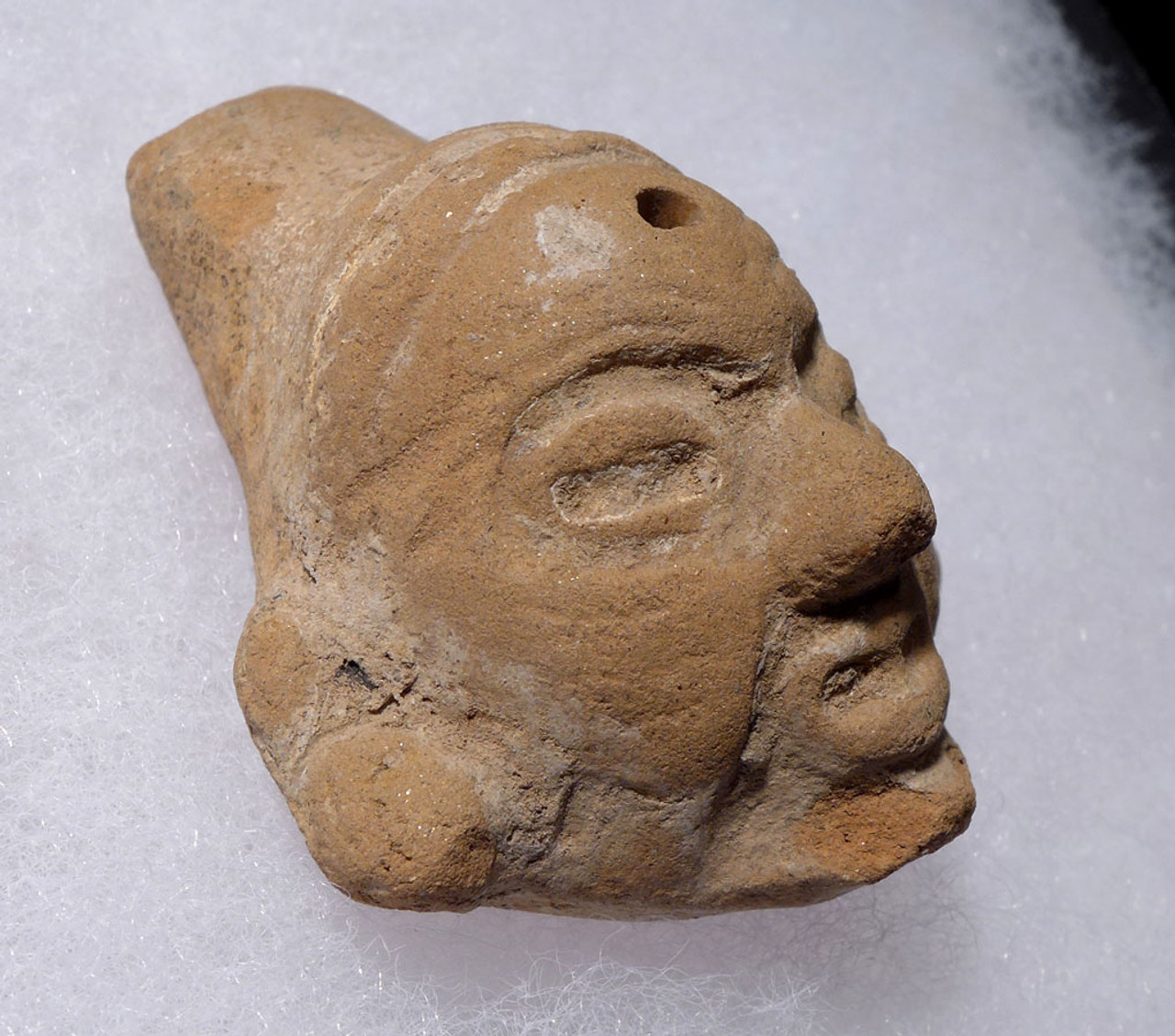 BACAB POTTERY WHISTLE