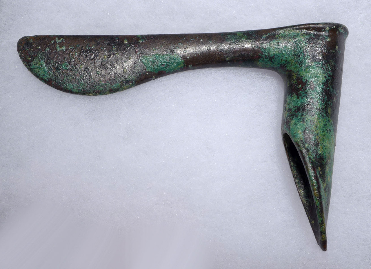LARGE ARMOR-PIERCING LURISTAN BRONZE AXE FROM THE ANCIENT NEAR EAST *LUR108