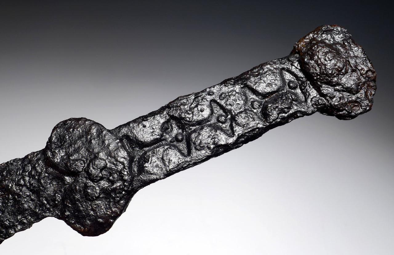 EUROPEAN SCYTHIAN IRON SHORT SWORD