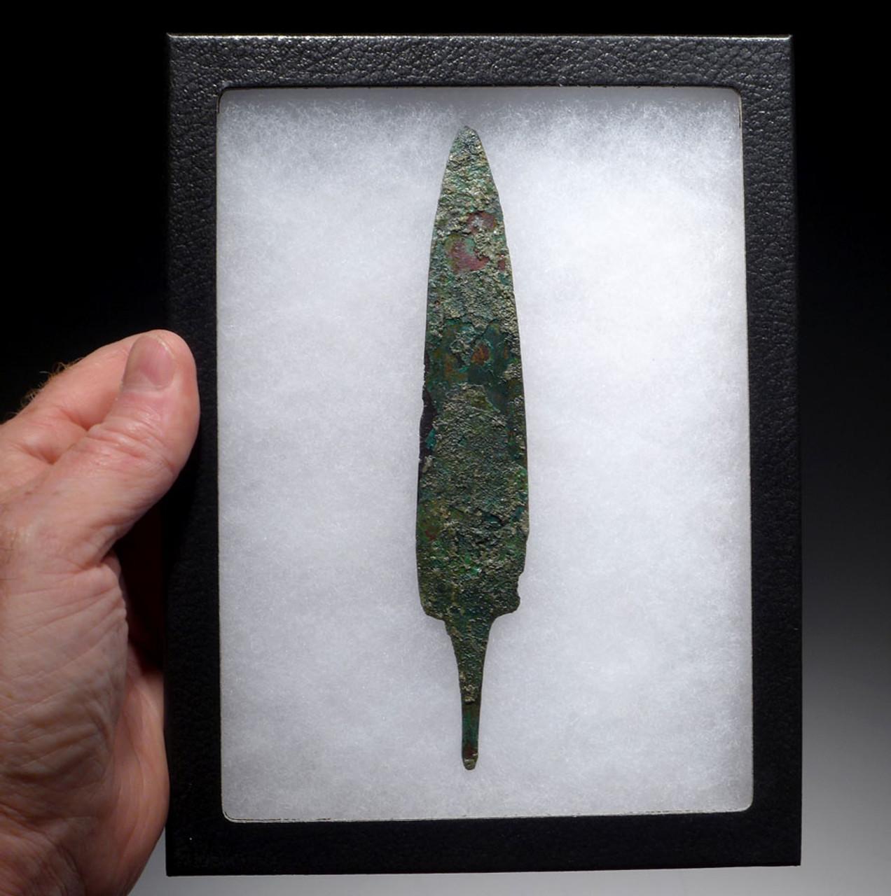 ANCIENT BRONZE LURISTAN KNIFE *LUR121