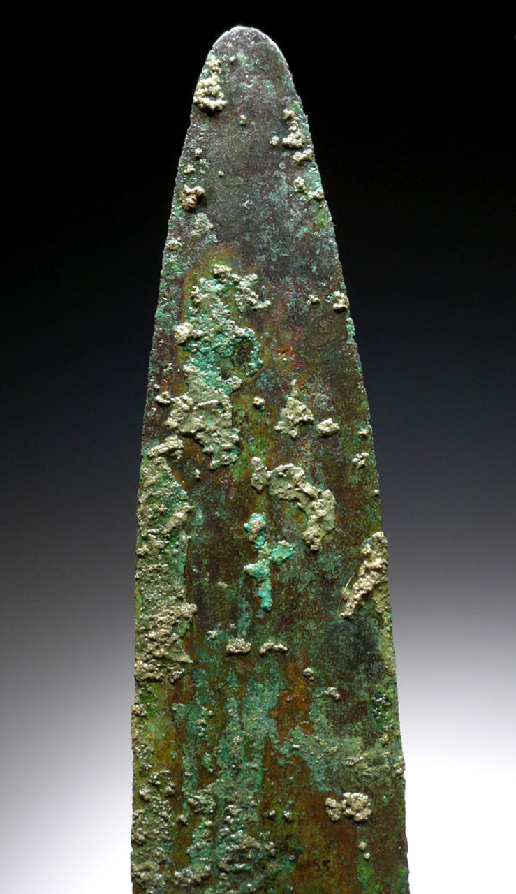 ANCIENT BRONZE LURISTAN KNIFE *LUR125