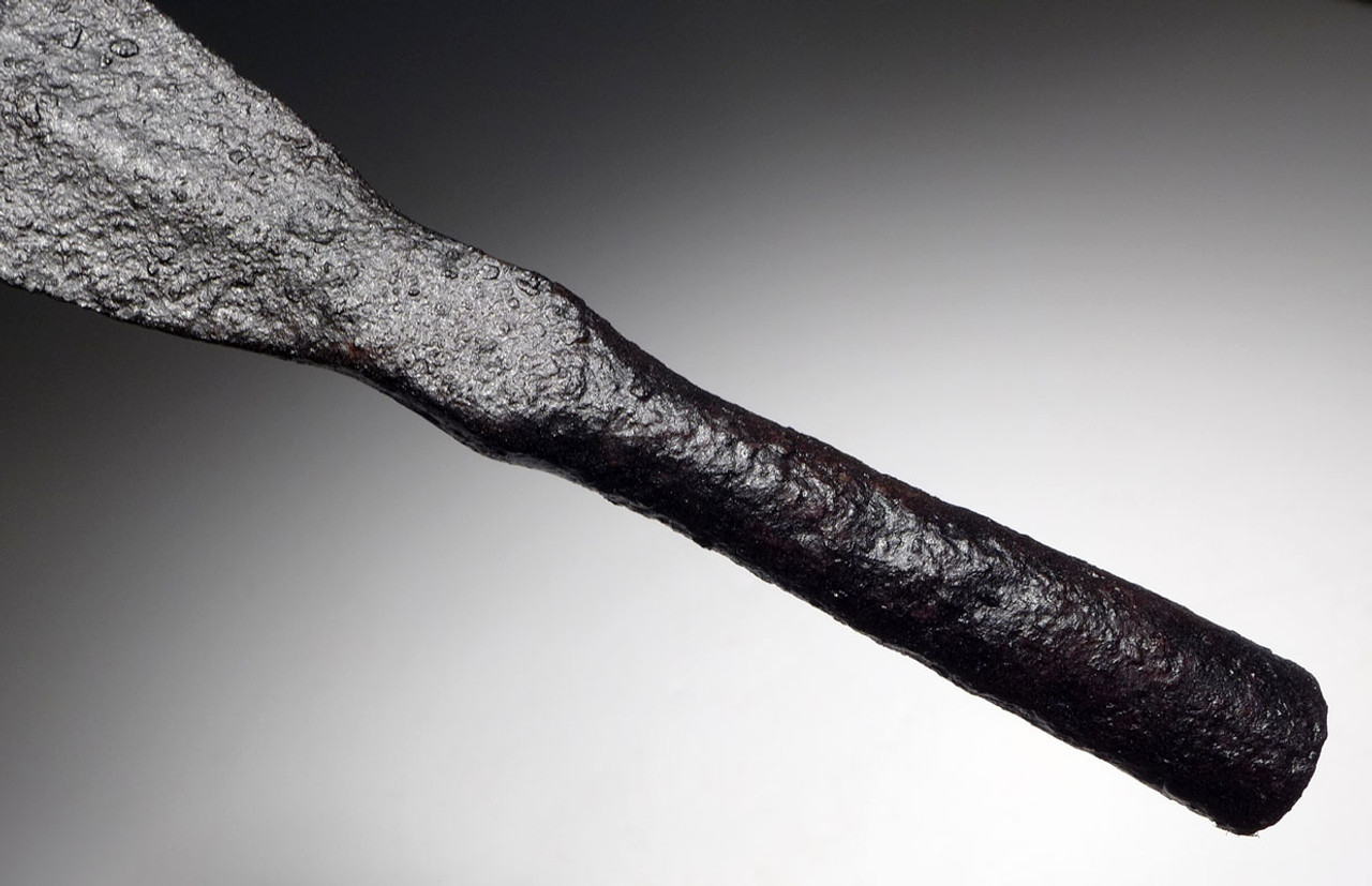 WELL-PRESERVED BYZANTINE ROMAN CAVALRY IRON THROWING JAVELIN SPEARHEAD *BYZR016