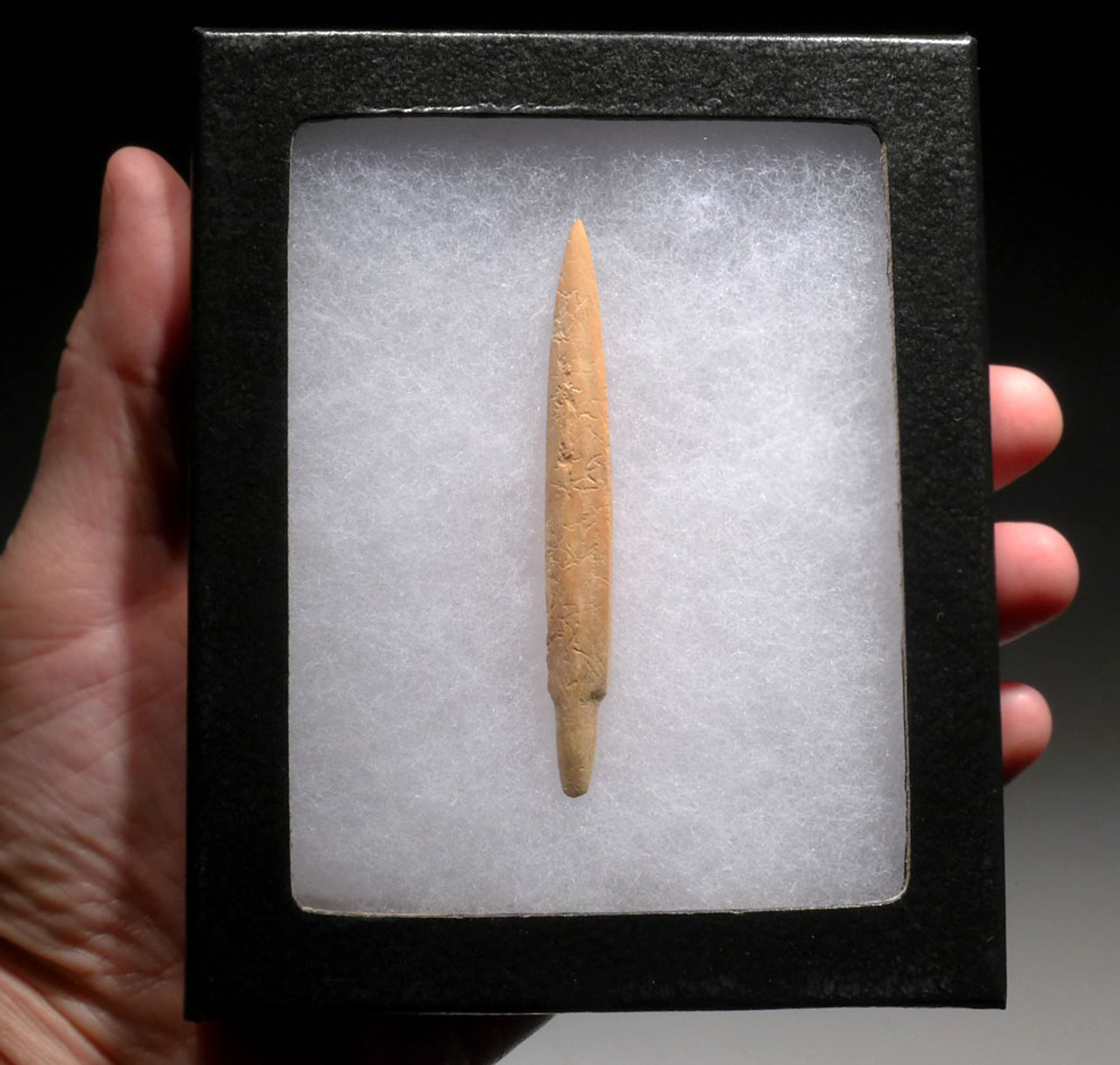 RARE BONE ARROWHEAD FROM THE BRONZE AGE NEAR EASTERN LURISTAN CULTURE *LUR131
