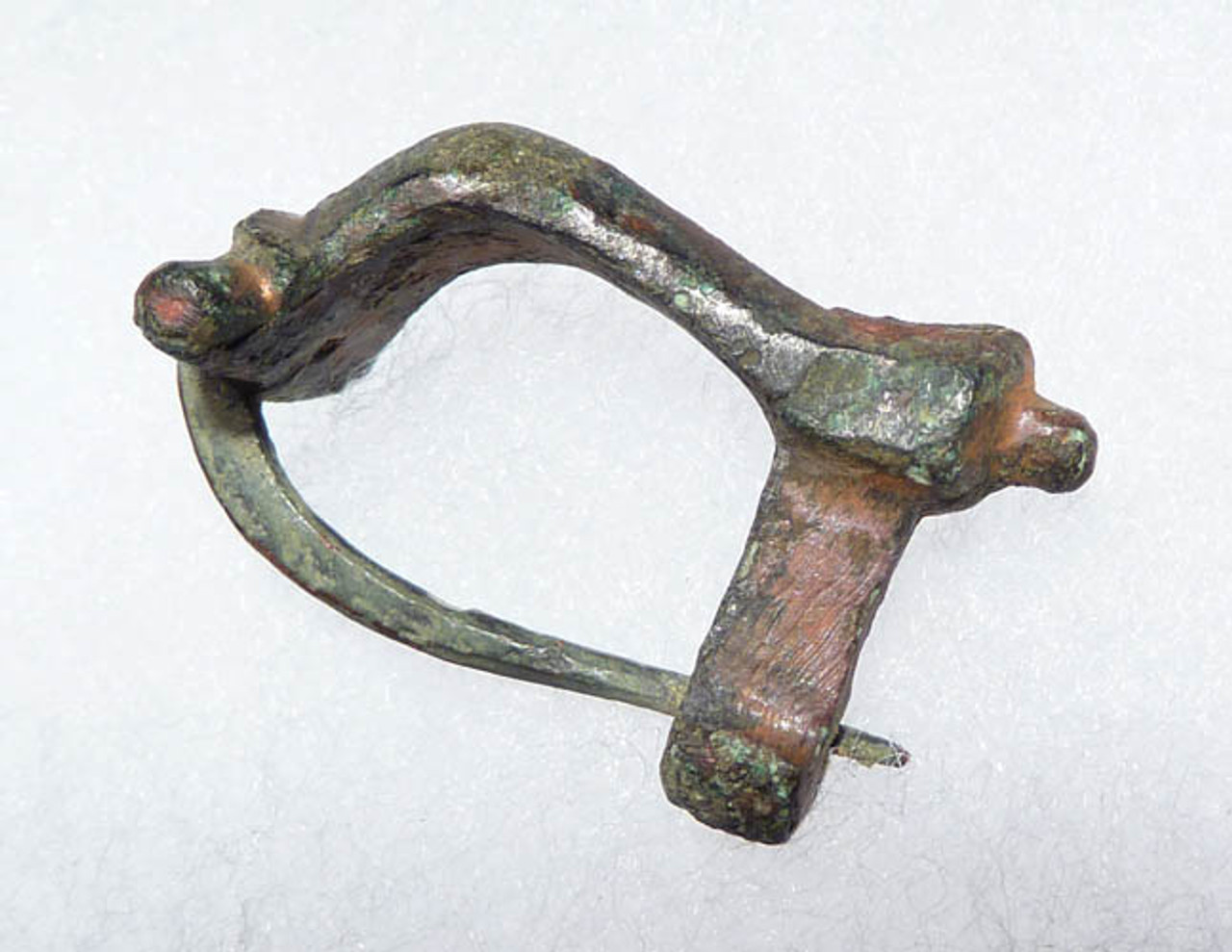 ANCIENT CELTIC PIN JEWELRY FIBULA