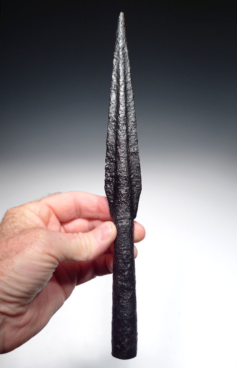 ANCIENT ISLAMIC SPEARHEAD