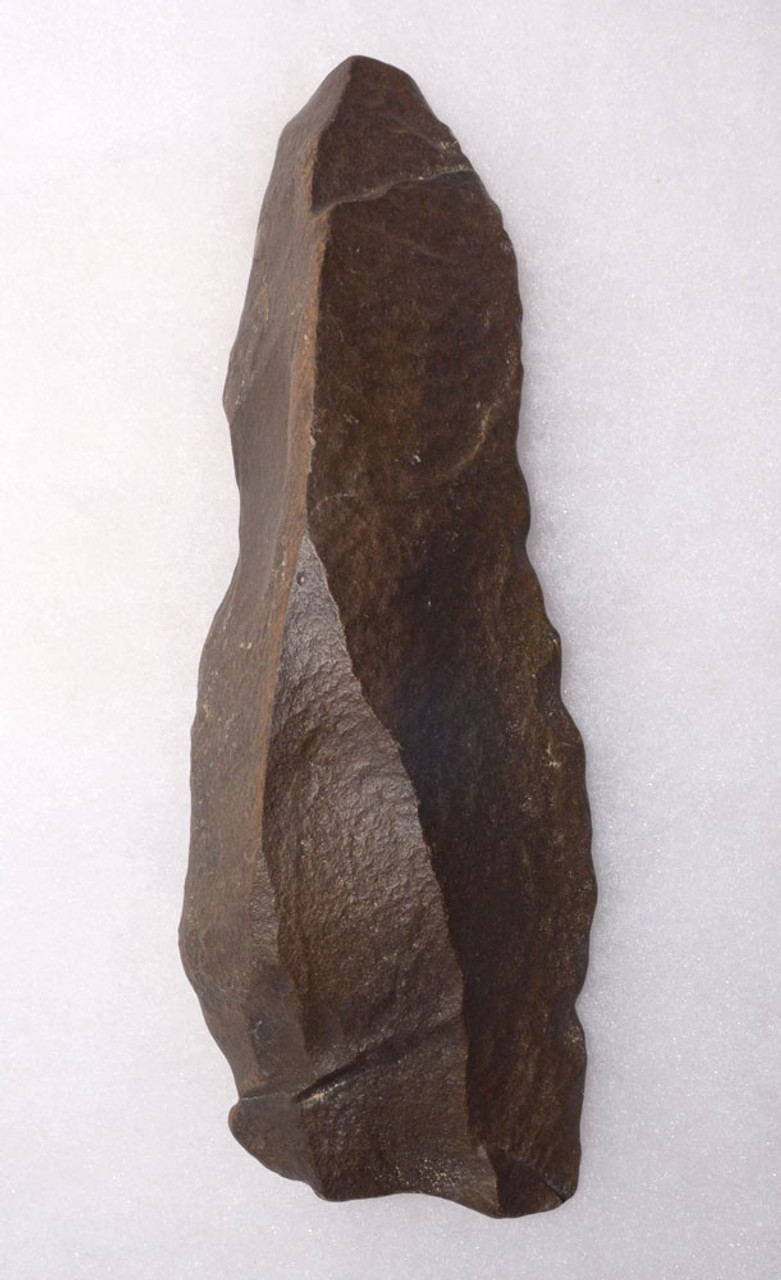 FINEST LARGE STONE AGE KNIFE FROM THE AFRICAN LOWER PALEOLITHIC ACHEULEAN *ACH278