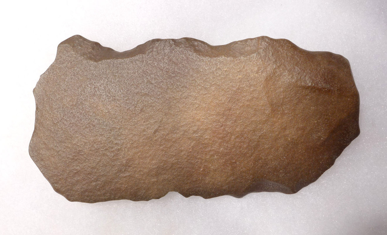 AFRICAN HOMO ERECTUS STONE AGE SCRAPER TOOL FROM THE ACHEULEAN PERIOD *ACH281