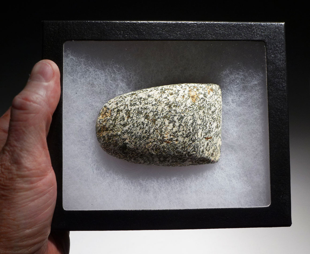 GROUND STONE AXE FROM THE CAPSIAN AFRICAN NEOLITHIC *CAP230
