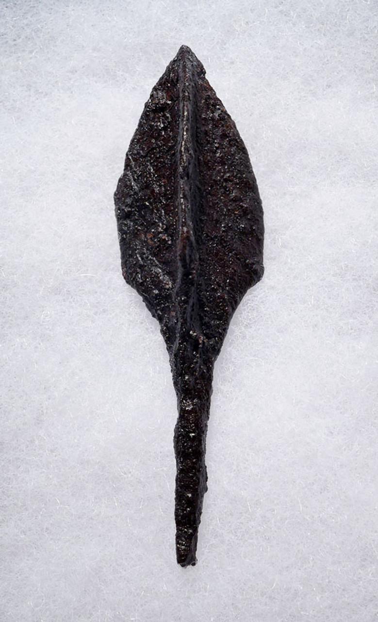 RARE GIANT TRILOBATE BYZANTINE ROMAN BROADHEAD ARROWHEAD *R232