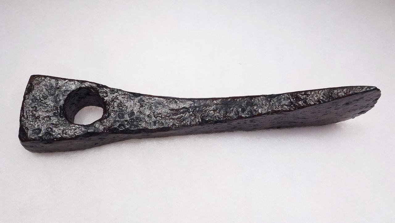 LARGE BYZANTINE ROMAN VARANGIAN GUARD ANCIENT ARMOR-PIERCING AXE  *R236
