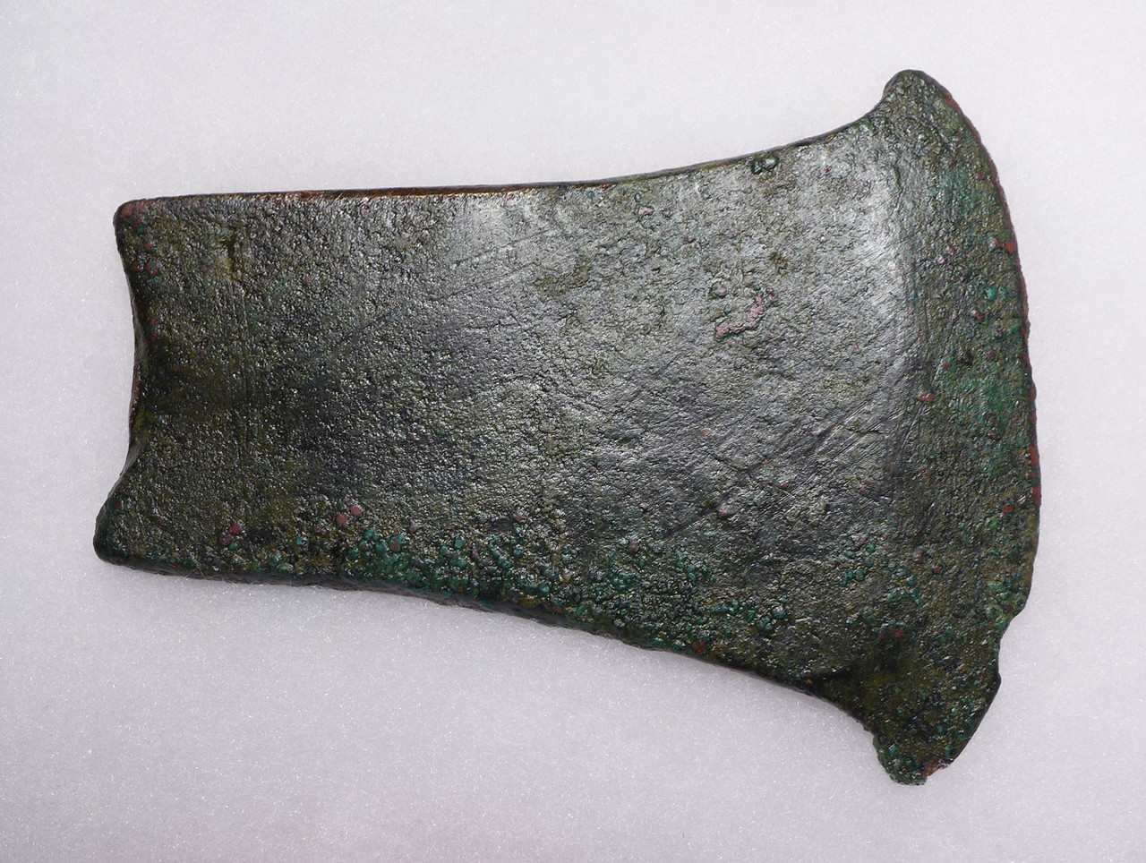 LARGE ANCIENT NEAR EAST LURISTAN BRONZE AXE BLADE OLDEST KNOWN TYPE  *NE211