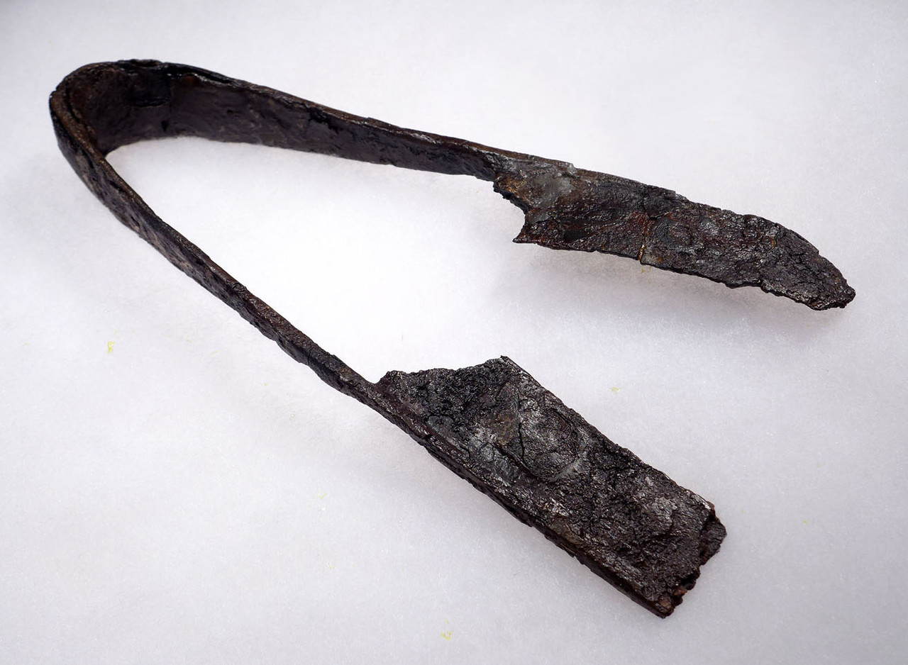 ANCIENT CELTIC BARBER HAIR CUTTING SHEARS OF IRON  *CEL014