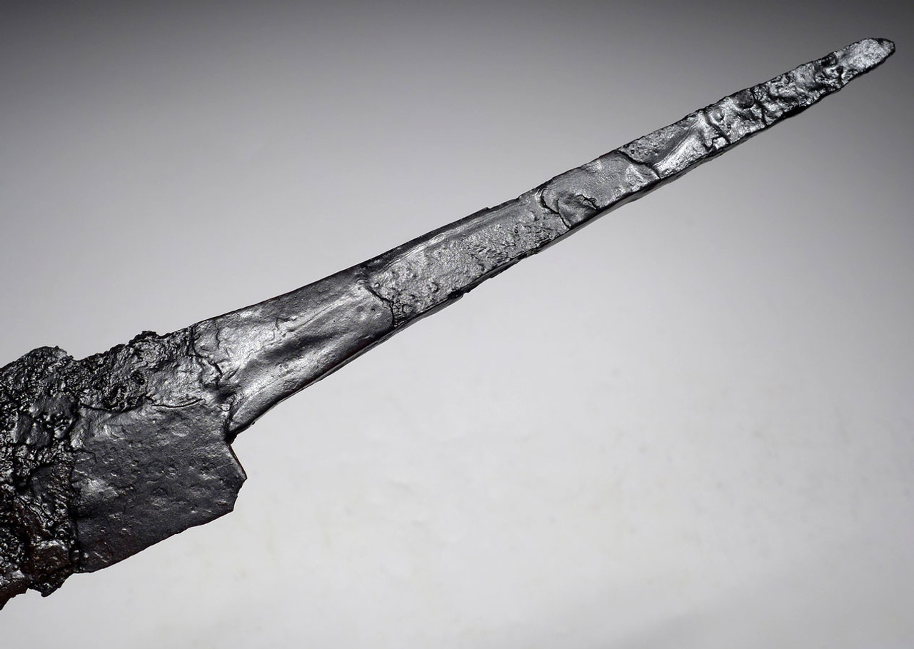 EXTREMELY RARE ANCIENT CELTIC IRON SHORT SWORD FROM IRON AGE GERMANY  *CEL018