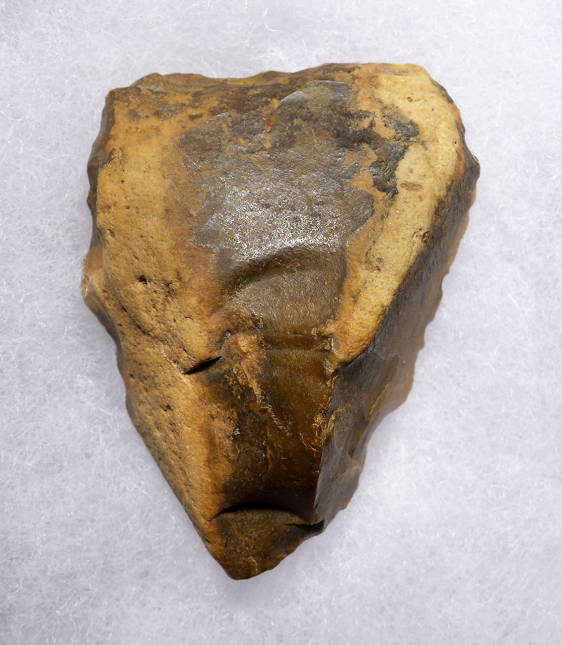 EXCEPTIONAL NEANDERTHAL MOUSTERIAN RABOT PLANER FLAKE TOOL FROM FRANCE WITH QUINA FLAKING  *M417