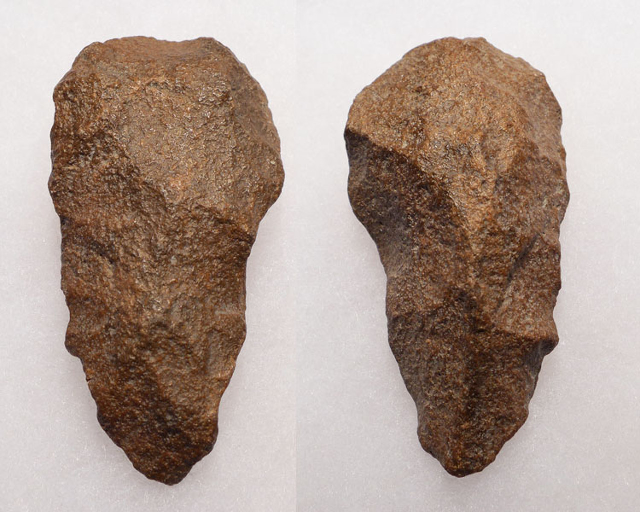 SMALLEST AFRICAN MOUSTERIAN IN THE ACHEULIAN TRADITION HANDAXE EVER SEEN  *M363
