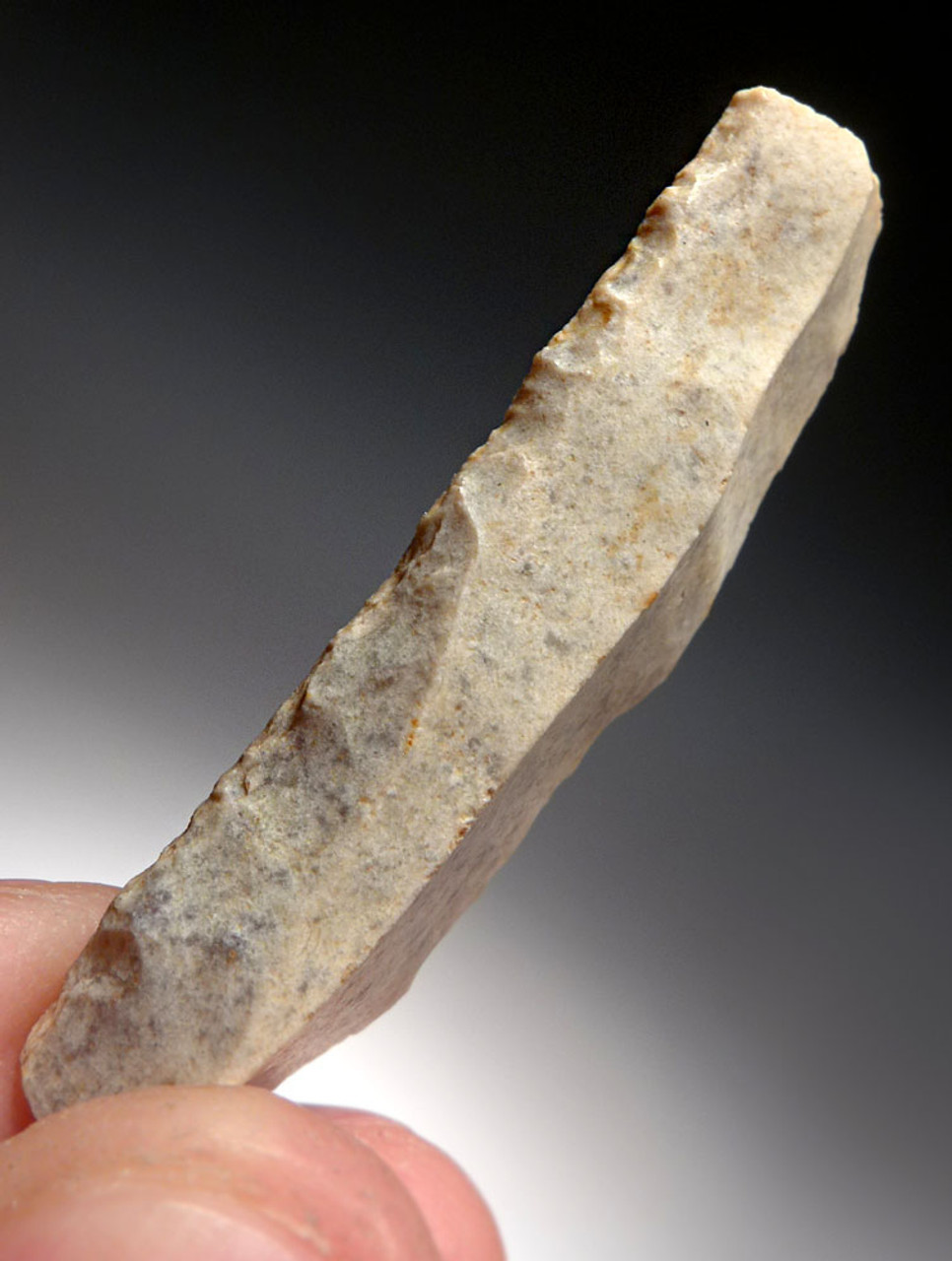 EXCEPTIONAL CRO-MAGNON UPPER PALEOLITHIC BLADES FROM FAMOUS SITE LA ROCHETTE FRANCE  *UP042
