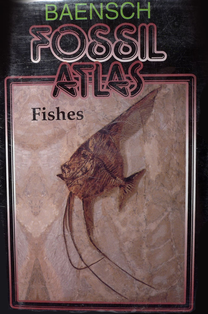 FOSSIL ATLAS: FISHES BOOK  *BK6