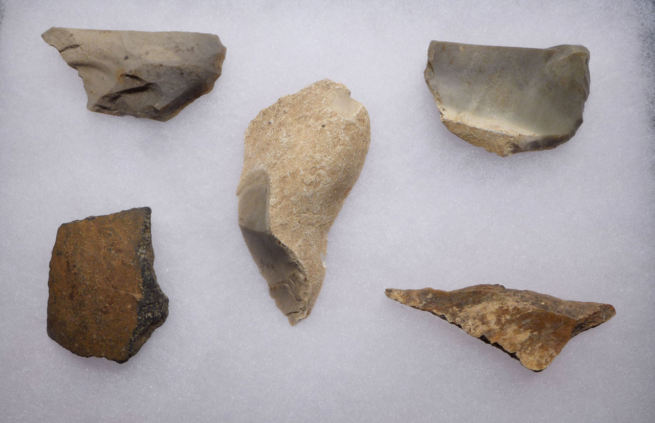 HUNGARIAN NEOLITHIC ARTIFACT COLLECTION FROM EUROPE'S FIRST FARMERS  *N199