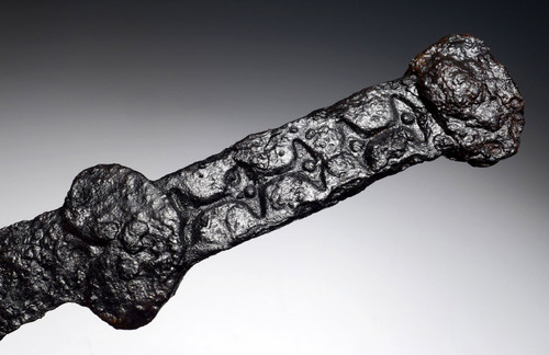 EUROPEAN SCYTHIAN IRON SHORT SWORD