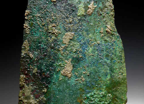 ANCIENT BRONZE TANGED LURISTAN KNIFE *LUR121