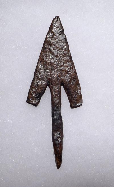 ANCIENT BROADHEAD HUNTING ARROWHEAD FROM THE LATE BYZANTINE ROMAN EMPIRE *R202