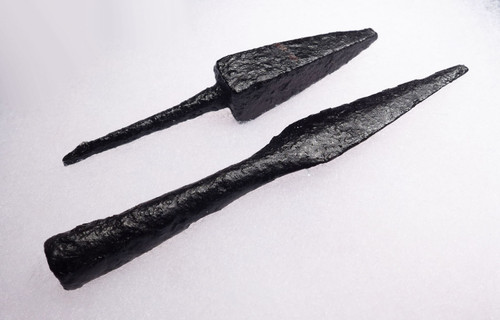 ANCIENT HORSEBACK ARCHERY ARROWHEADS