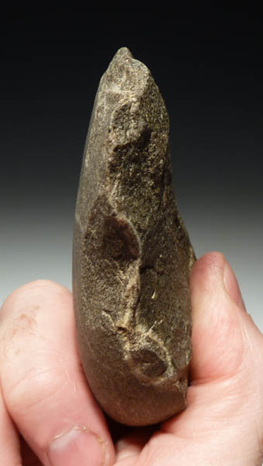 EXCEPTIONAL FRENCH EUROPEAN LOWER PALEOLITHIC ACHEULIAN HANDAXE FROM HAUTE GARONNE *PB078