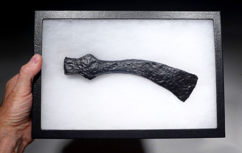 LARGE ANCIENT ARMOR-PIERCING FIGHTING AXE OF THE VARANGIAN GUARD ROMAN BYZANTINE ARMY  *R265