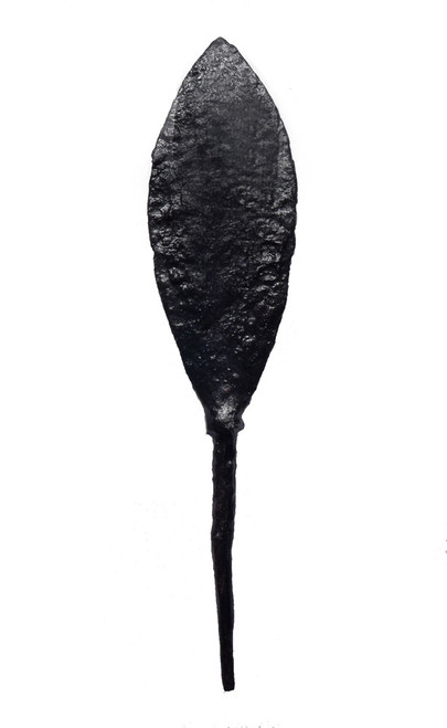 LARGE ANCIENT IRON ARROWHEAD FROM A LINE ARCHER OF THE ROMAN BYZANTINE EMPIRE  *R293