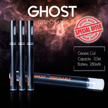 Ghost Pods | Vapecentric
