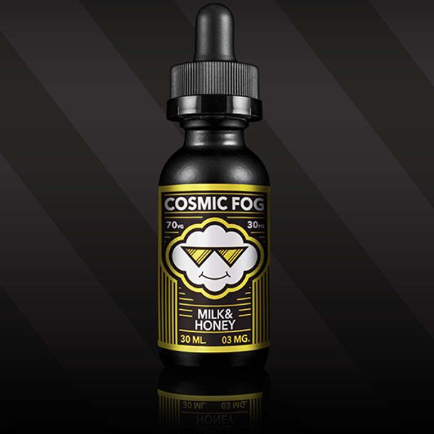 Milk + honey - Milk & Honey 70% VG | Cosmic Fog | 15ml 30ml or 60ml option